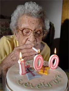 lighting-a-cigarette-off-a-100-candle-funny-old-la1