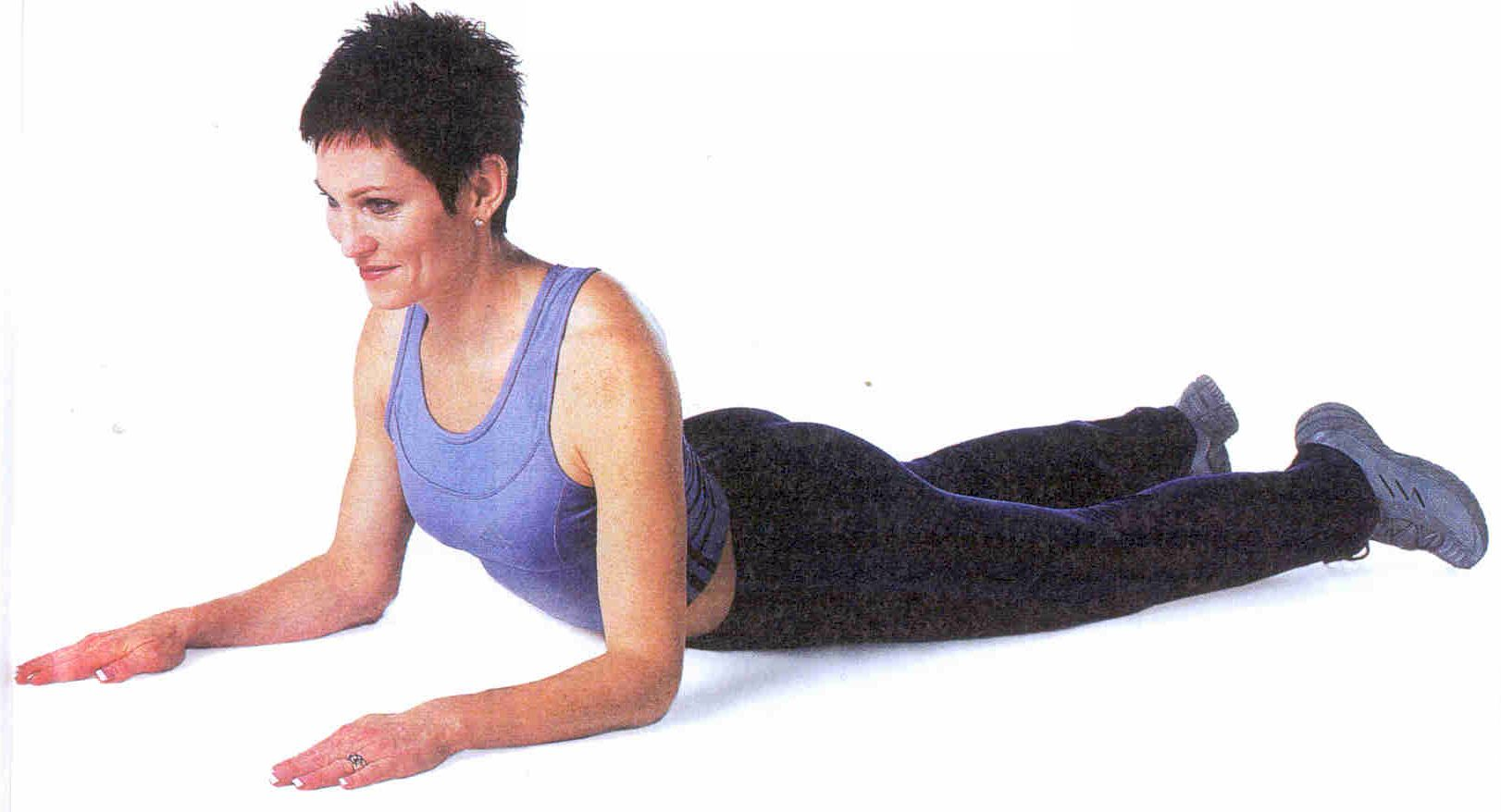 Four exercises in under 10 minutes to firm your core | The ...